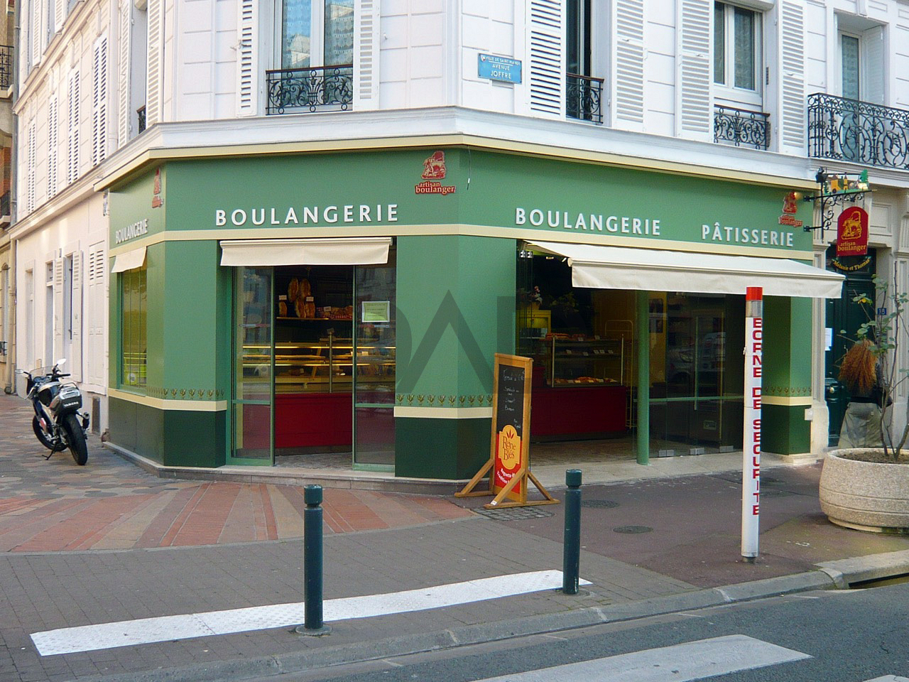 Boulangerie patisserie BOURGEOIS